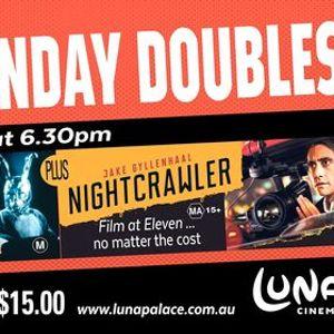 Monday Double Donnie Darko  Nightcrawler