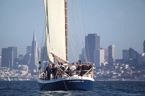 Aprs Thanksgiving Sail 2019 - Lunch Sail on SF Bay