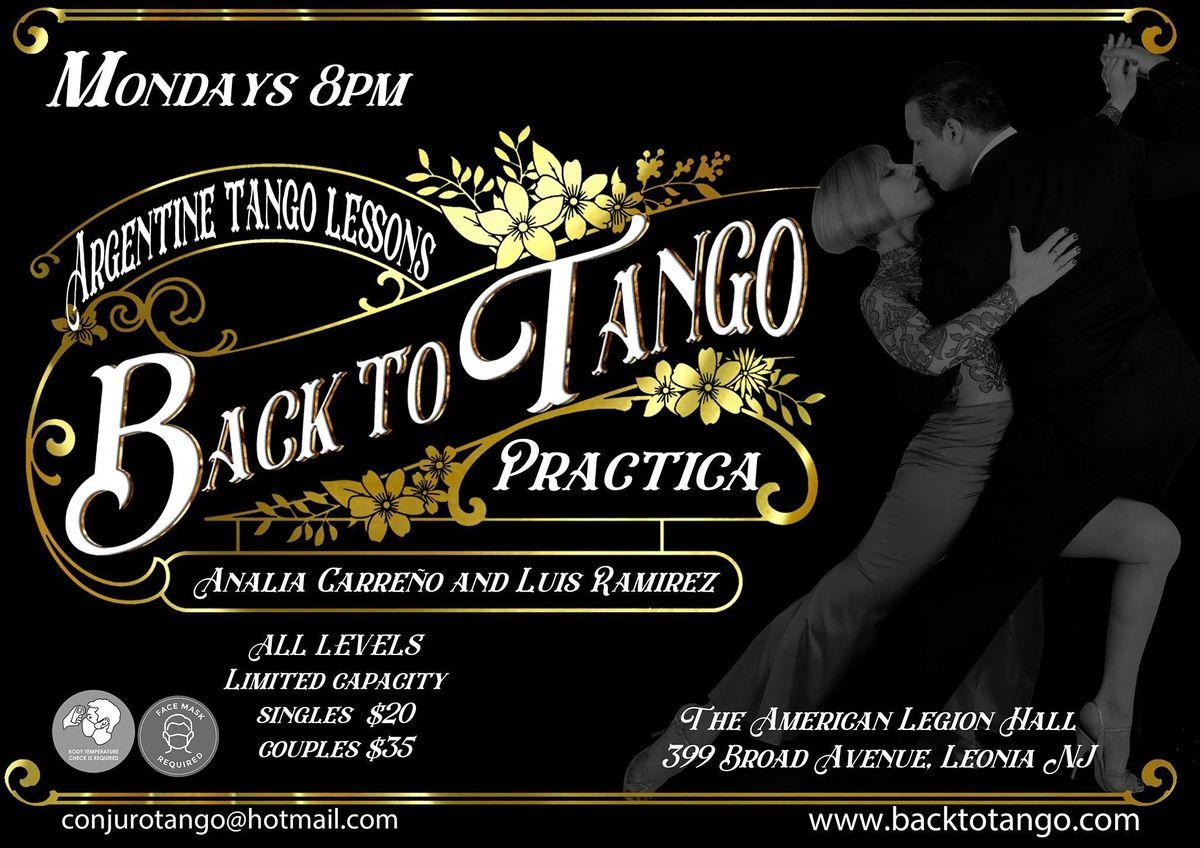 Monday Night Tango | Event in Leonia | AllEvents.in
