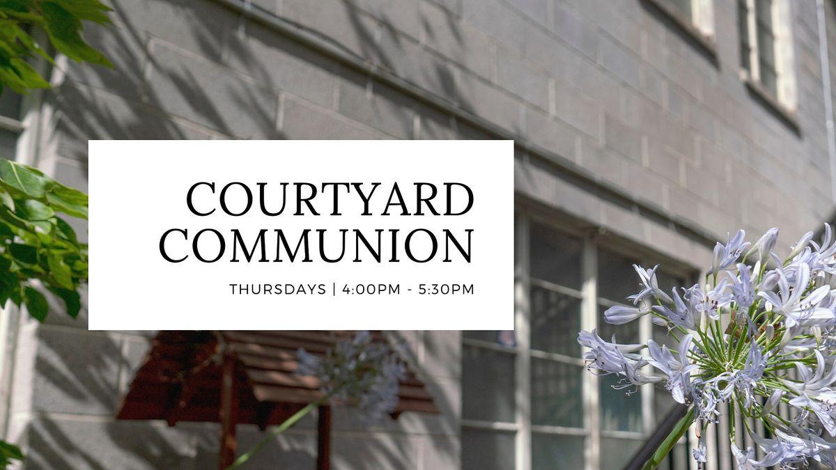 Courtyard Communion | Event in Sacramento | AllEvents.in