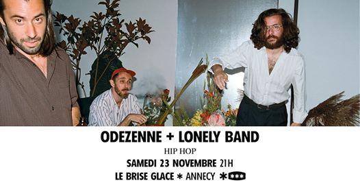 Odezenne  Lonely Band au Brise Glace