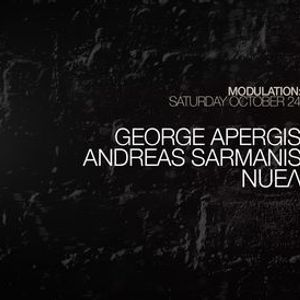 Modulation w George Apergis Andreas Sarmanis Nue