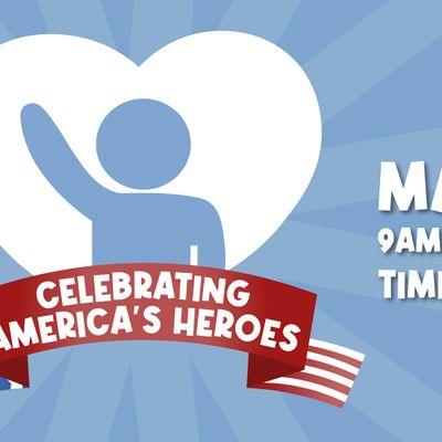 Celebrating Americas Heroes