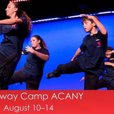 August Broadway Camp ACANY