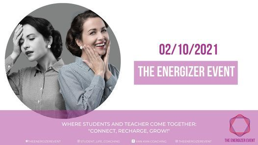 The Energizer Event, 2 October | Event in Maastricht | AllEvents.in