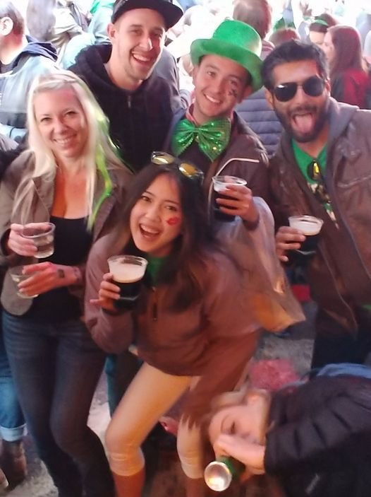St. Patrick's Day Happy Hour in the Park, 17 March | Event in San Francisco | AllEvents.in