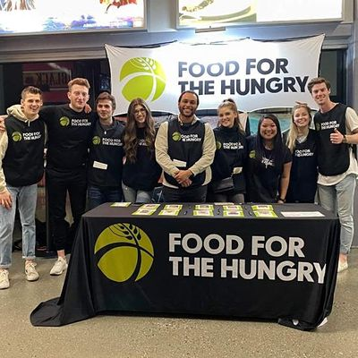 FOOD FOR THE HUNGRY VOLUNTEER - TobyMac Theatre Tour  Ft. Wayne IN
