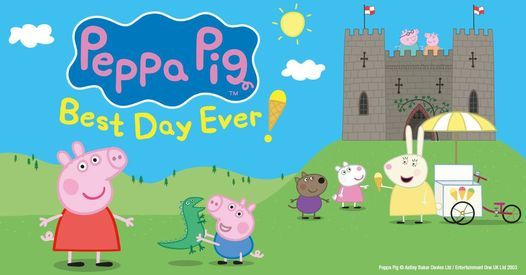 Peppa Pig's Best Day Ever, 24 March | Event in Ipswich | AllEvents.in