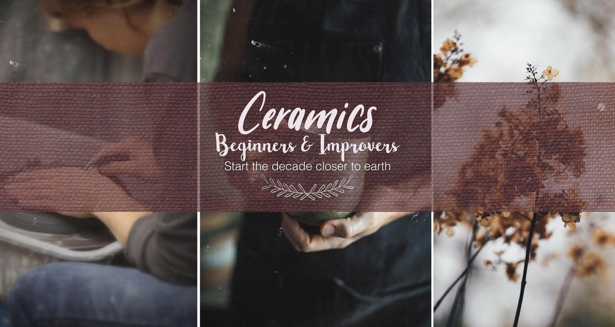 Ceramics (Daytime): Beginners, Improvers or Advanced - 8 weeks | Event in St Johns | AllEvents.in