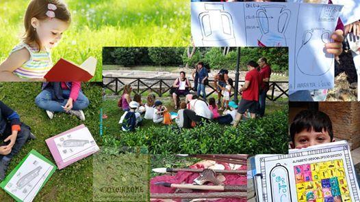 Incontri Didattici per Bambini nei Parchi