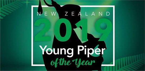 NZ Young Piper of the Year 2019