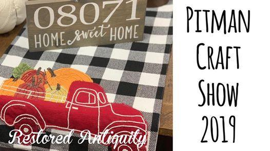 Pitman Craft Show 2019 at Restored Antiquity, Pitman