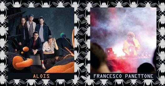 Alois / DJ Francesco Panettone, 30 October   Event in Basel   AllEvents.in