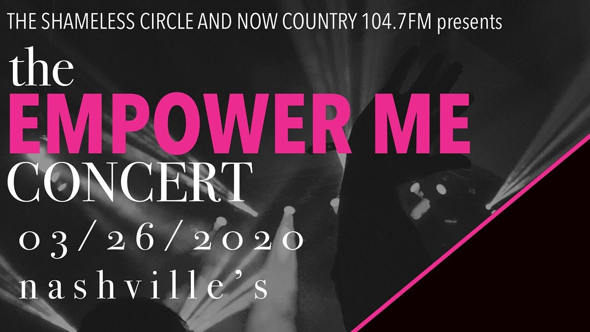 The Empower Me Concert, 13 May | Event in Winnipeg | AllEvents.in