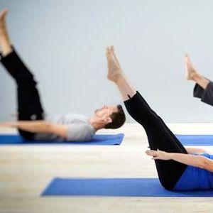 Wednesday evening Group Mat Pilates Class