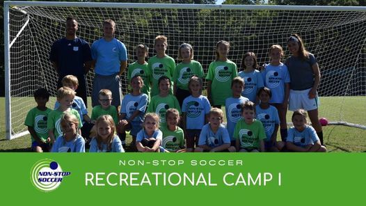 Non-Stop Soccer Recreational Camp 1, 28 June | Event in Richmond | AllEvents.in