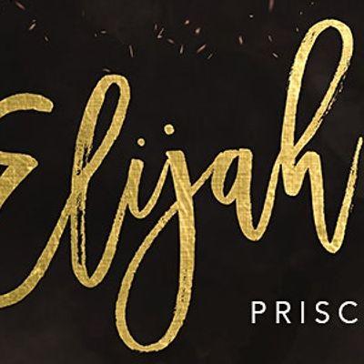 Womens Evening Bible Study- Elijah Faith and Fire