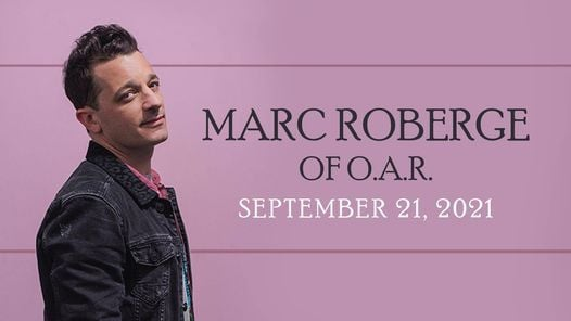 Marc Roberge of OAR | Event in Cleveland | AllEvents.in