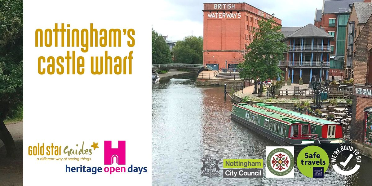 Nottingham's  Castle Wharf | Event in Nottingham | AllEvents.in