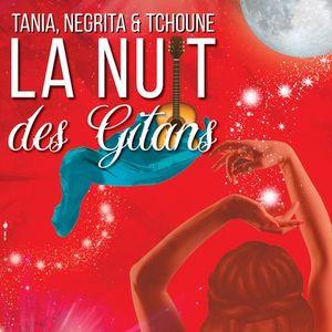 Tania Negrita & Tchoune dans La Nuit des Gitans  Marseille