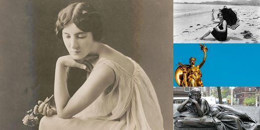 'Audrey Munson: The Life & Legacy of America's First Supermodel' Webinar, 16 March   Online Event   AllEvents.in