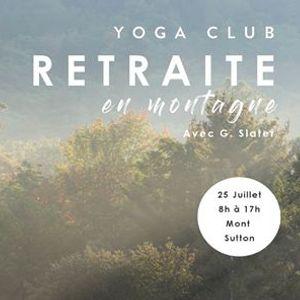 Retraite en Montagne  Yoga - HIIT - Randonne