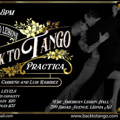 Monday Night Tango