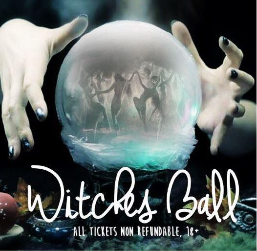 7th Annual Witches Ball, 30 October   Event in Red Deer   AllEvents.in