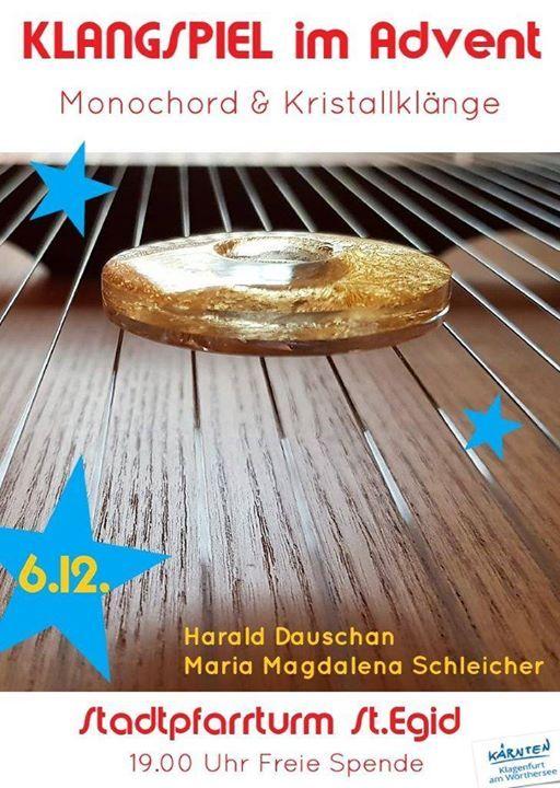 Monochord & Kristallklnge am Stadtpfarrturm