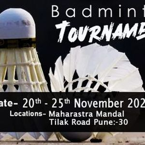 Badminton Tournament 2021