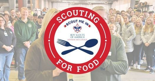Scouting for Food Collection Day - North Location (Cedar Rapids
