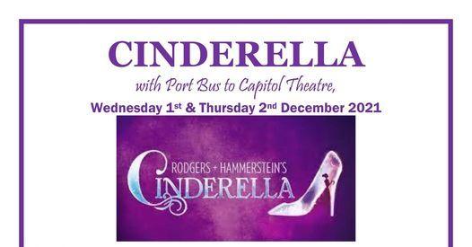 Cinderella with Port Bus, 1 December | Event in Sydney | AllEvents.in