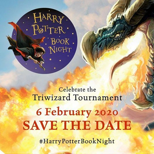 Harry Potter Events Near Me 2020.Harry Potter Book Night At Toowoomba City Library