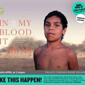 In My Blood It Runs - Palace Cinemas Raine Square