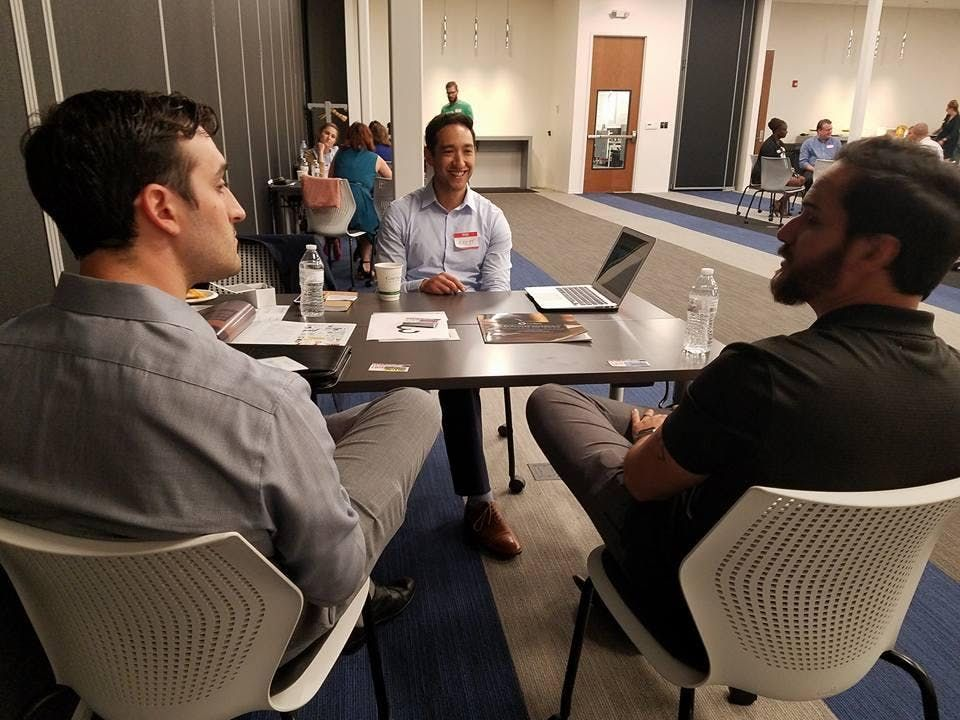 HRTX Los Angeles 2019 by RecruitingDaily