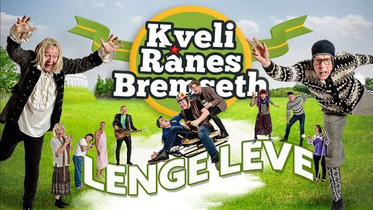 Steinkjer - Kveli Rnes Bremseth show Lenge Leve