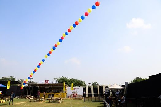 Lager n Barrel Festival  Chandigarh