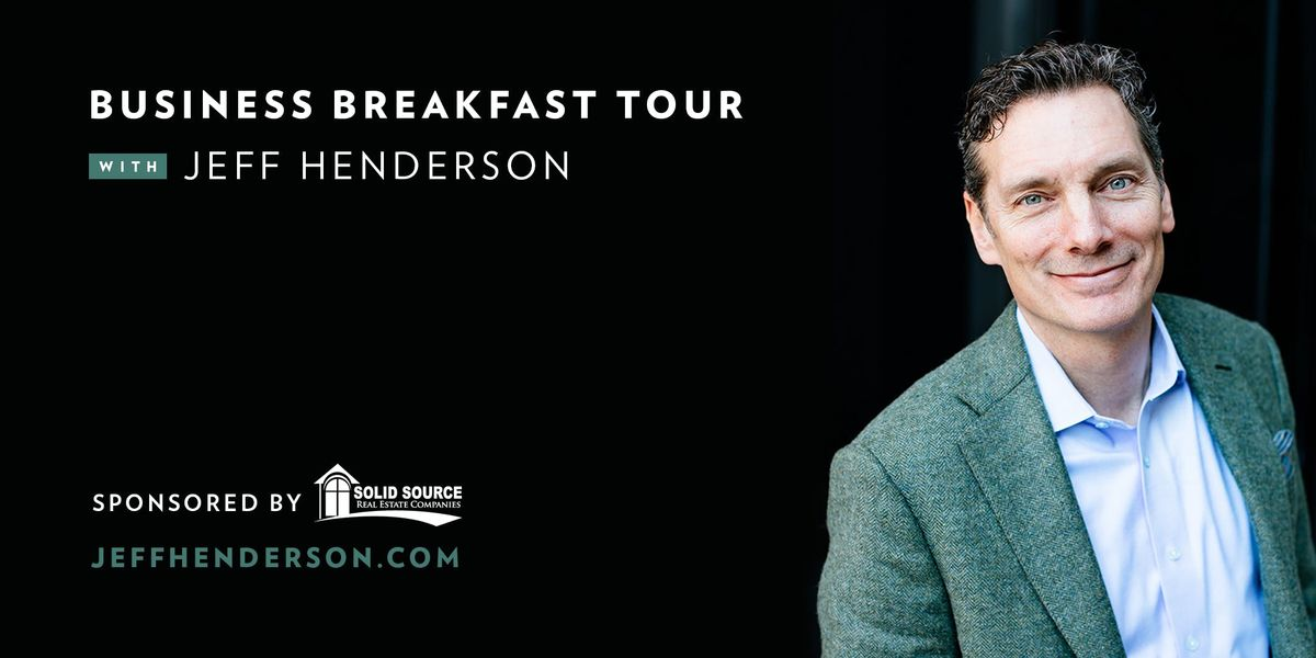 Business Breakfast Tour -Pittsburgh PA