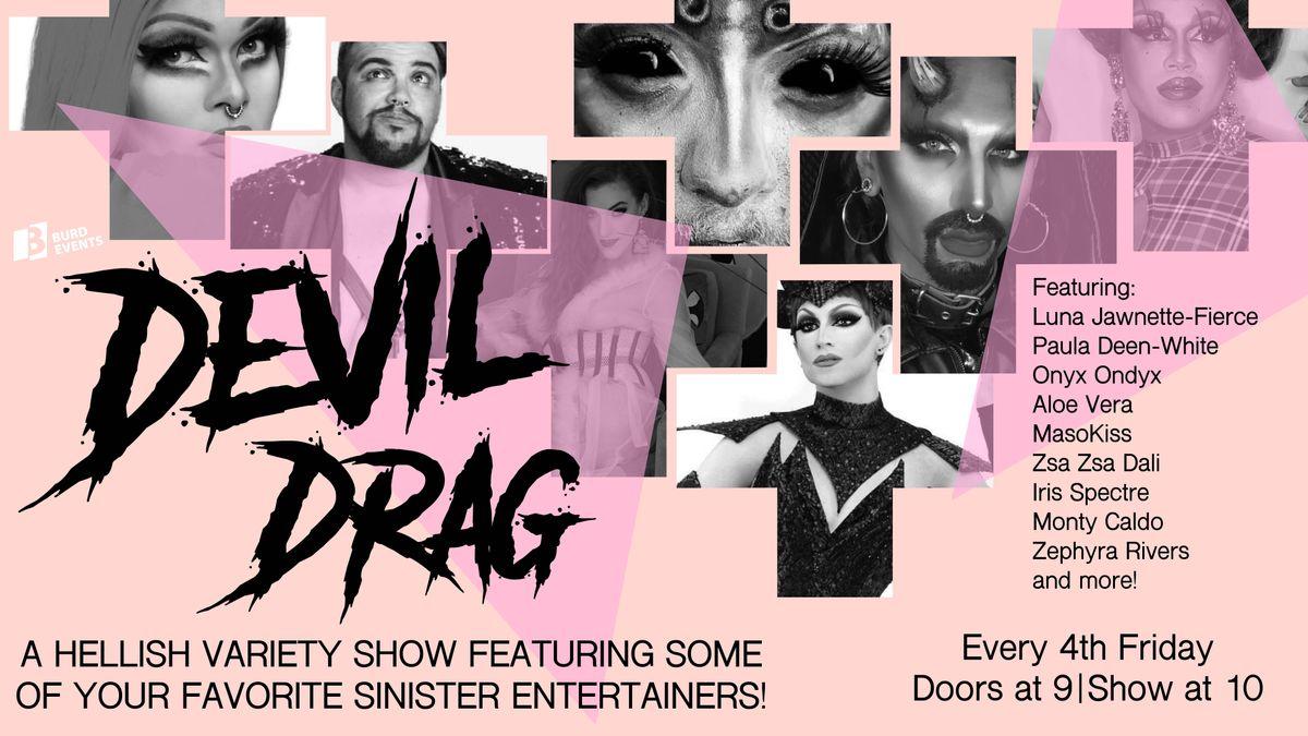 Devil Drag | Event in Philadelphia | AllEvents.in