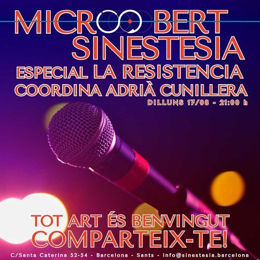 MicroObert Sinestesia