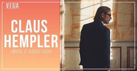 Claus Hempler - VEGA - Udsolgt