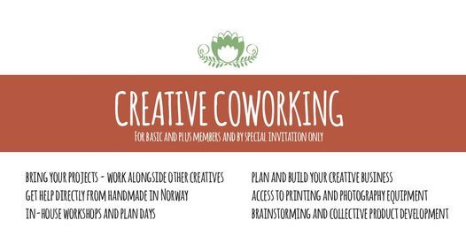 Creative Coworking, 4 March | Event in Oslo | AllEvents.in