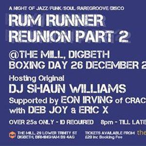Rum Runner Reunion Part 2
