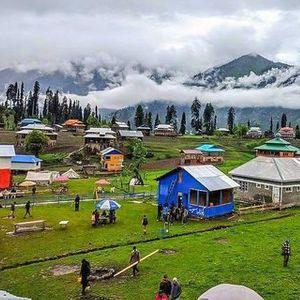 03 Days Tour To Neelum Valley Sharda Arrang Kel