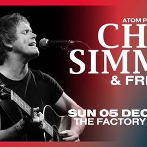 Chris Simmons - Full Band Show - TO BE RESCHEDULED