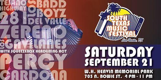 South Texas Music Festival