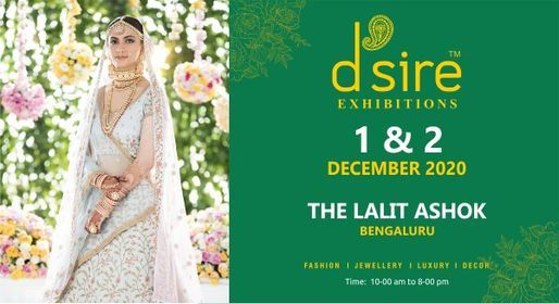 D'sire Exhibition in Bangalore, 1 December | Event in Mandya | AllEvents.in