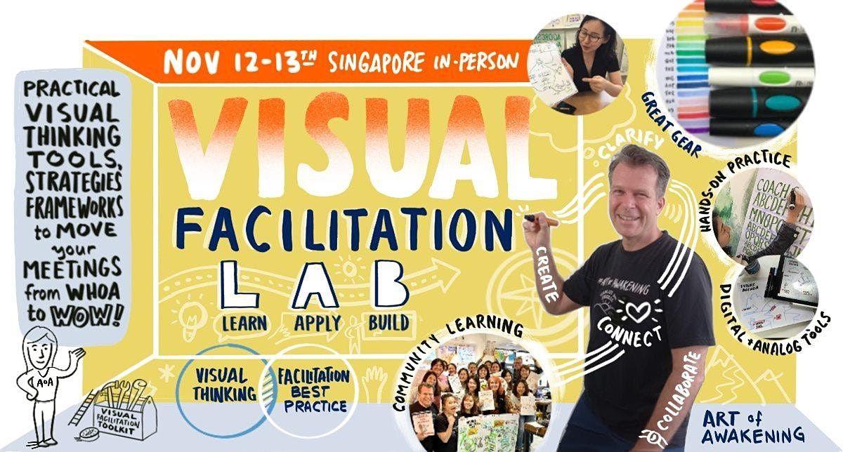 Art of Awakening Visual Facilitation Lab - Singapore Nov 2021, 12 November | Event in Singapore | AllEvents.in