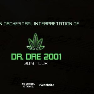 An Orchestral Rendition of Dr. Dre 2001 - Abu Dhabi