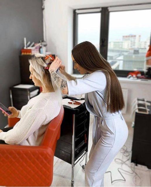 Dublin hair extension course